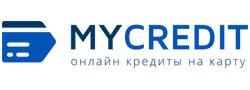 Онлайн кредит на карту в MyCredit
