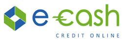 Онлайн кредит в E-cash